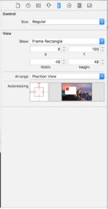 Xcode sidebar 1